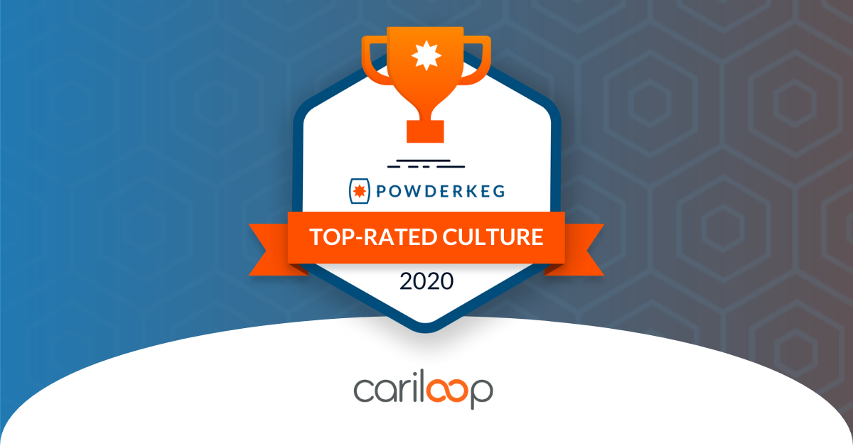 Cariloop's recognition image as a top-rated culture
